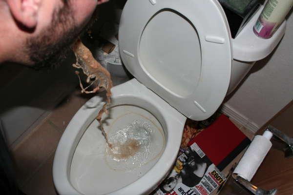 ErrLick the Bass-Master vomit