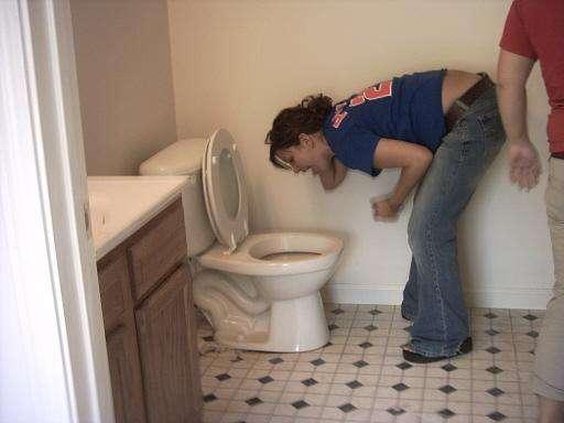 NICE vomit
