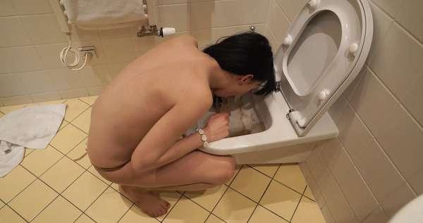 Barebacking vomit