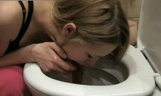 Irina pukes nicely vomit