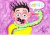 Emetophobia vomit