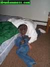 jeans vomit vomit