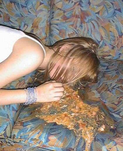 SofaKingNasty vomit