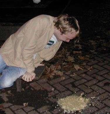 fuzztival vomit