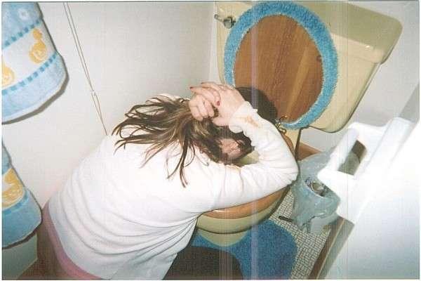 crazE gets on top of phil vomit