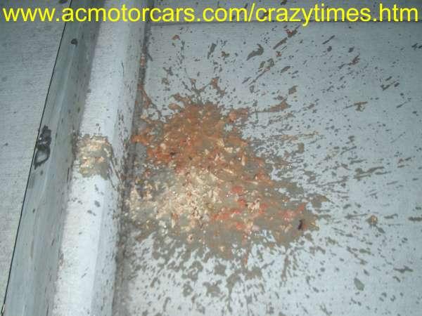Rumblemintz strikes again!! vomit