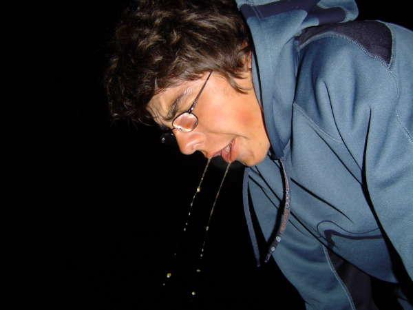 Bejks chalava vomit