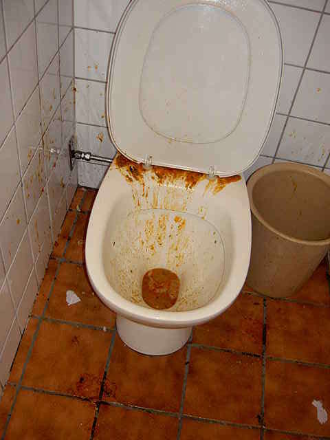 Puke (2) vomit