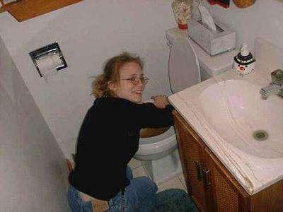 Nerd puking again! vomit