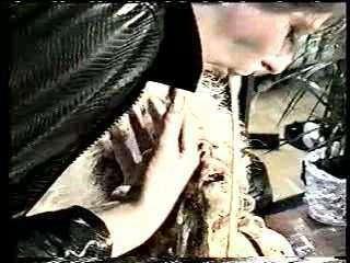 Women puking vomit