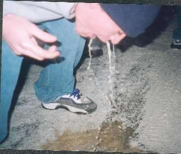 Mikes vomit vomit